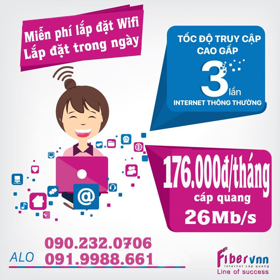 Lắp đặt mạng wifi quận 4
